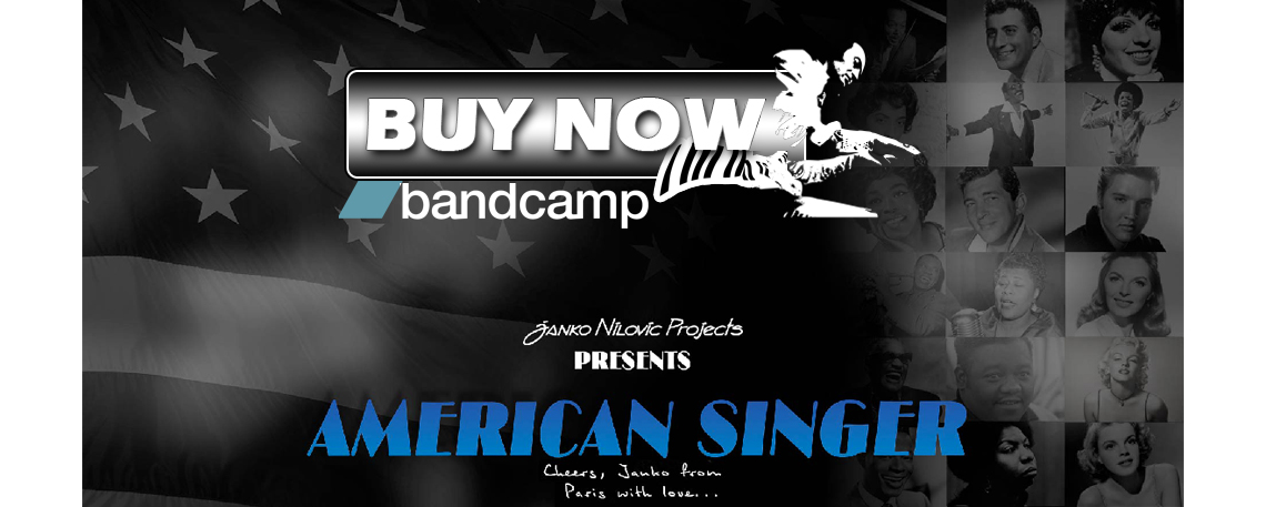 AMERICAN SINGER by Janko Nilovic