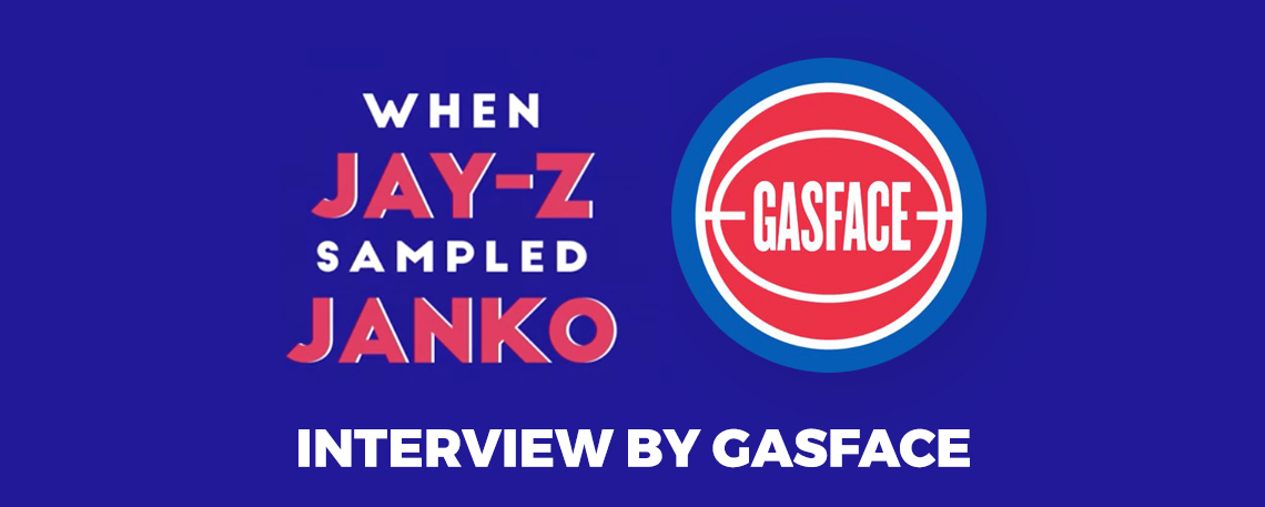 When Jay-Z Sampled By Janko Nilovic – Interview By Gasface