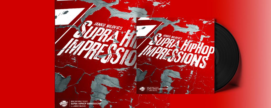 SUPRA HIP HOP IMPRESSIONS by Janko Nilovic / Dipiz / Kofi