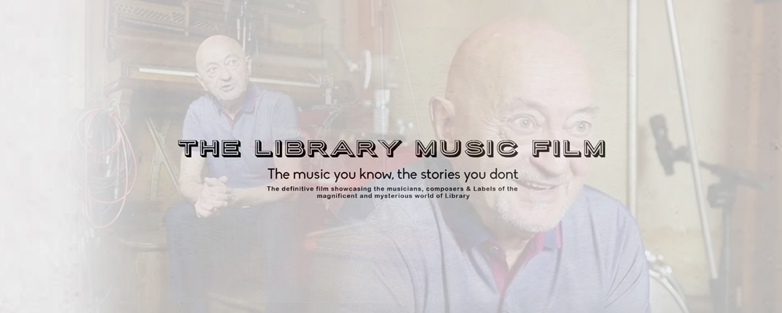 THE LIBRARY MUSIC FILM (COMING SOON)