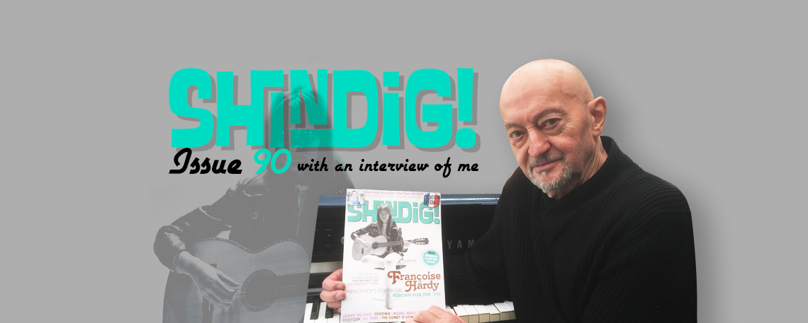 Shindig! magazine – Issue 90